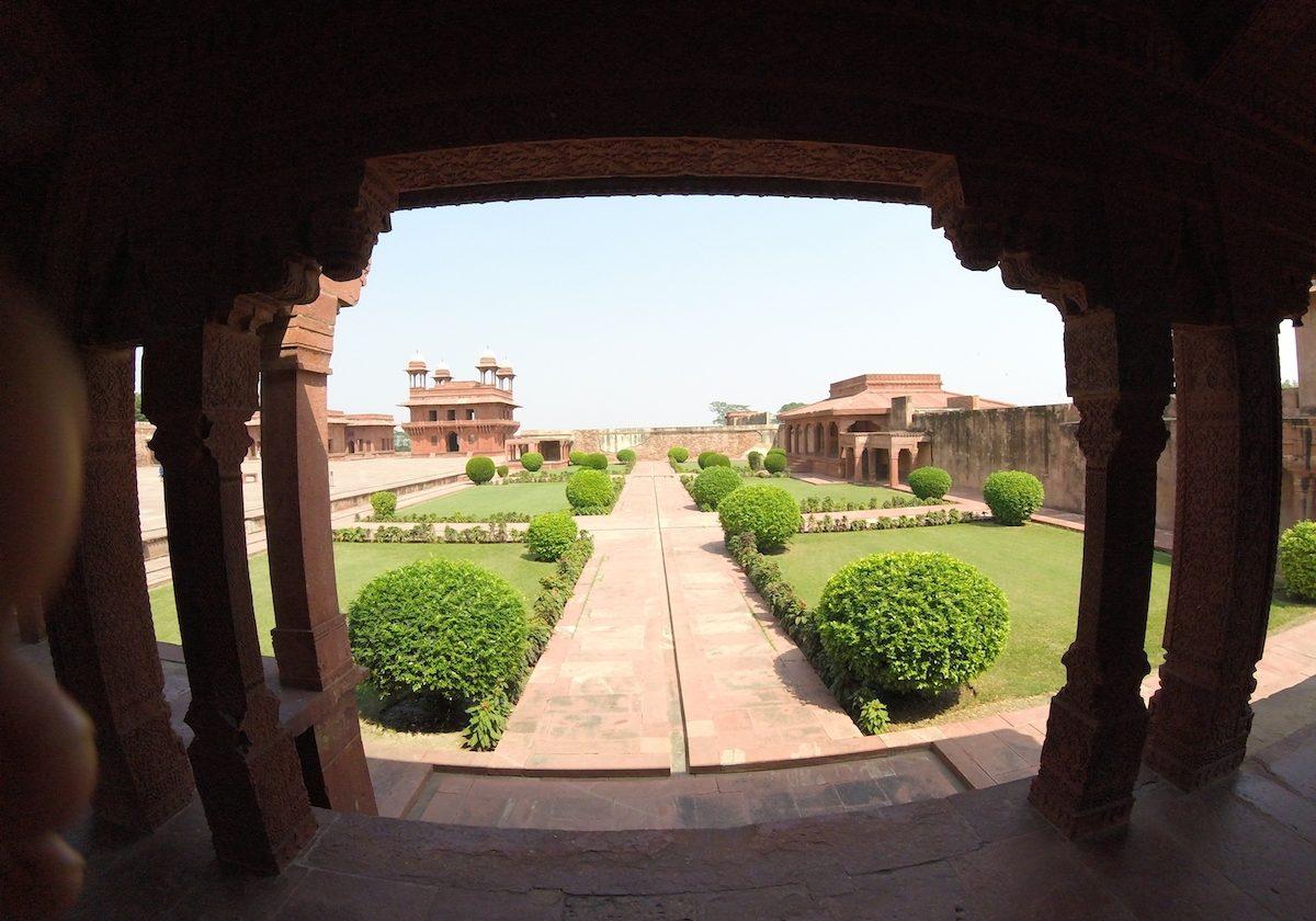 Fatehpur Sikri go pro